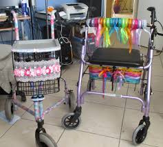 Party Up My Zimmer (Pimp My Zimmer Frame)